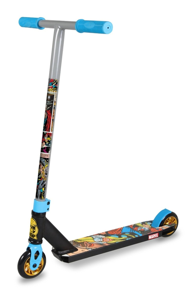 Madd Gear Marvel VX5 Pro Thor Scooter Complete