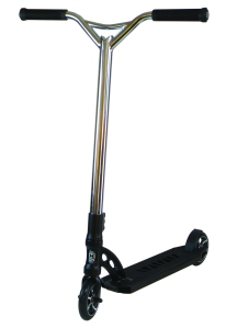 Madd Gear VX5 Extreme Scooter Black Scooter Complete