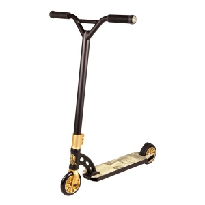 Madd Gear Gold VX5 Nitro Scooter Complete
