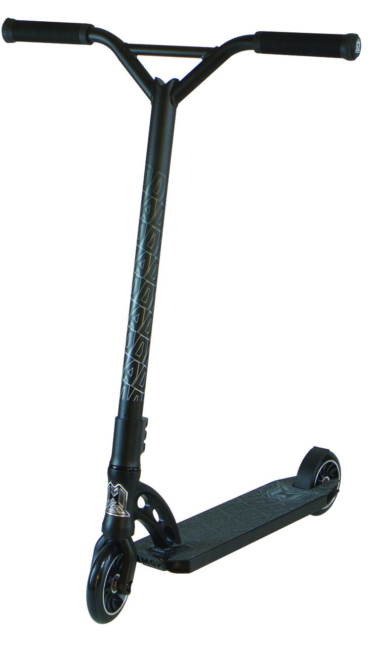 VX5-Nitro-Scooter-Black