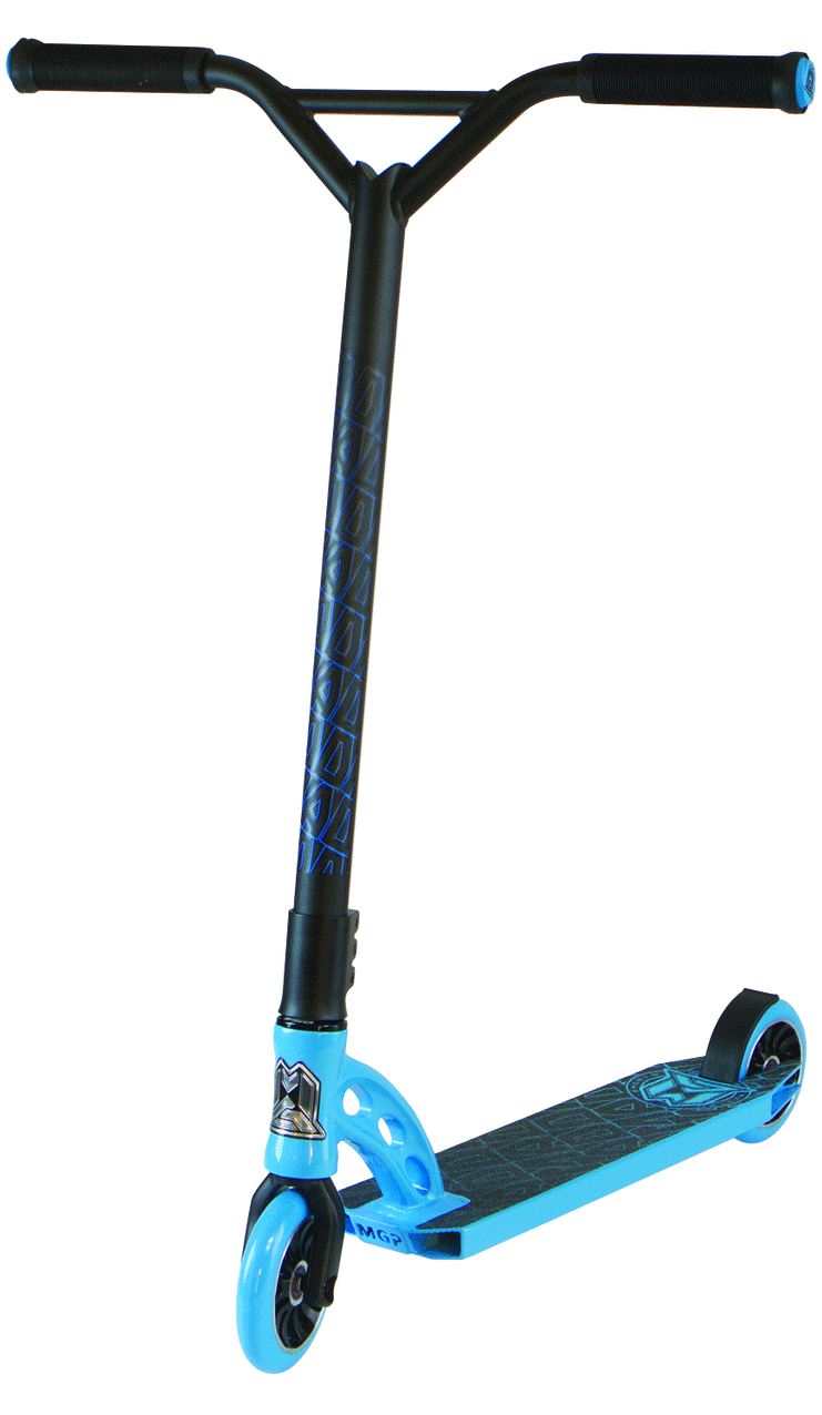 VX5-Nitro-Scooter-Light-Blue