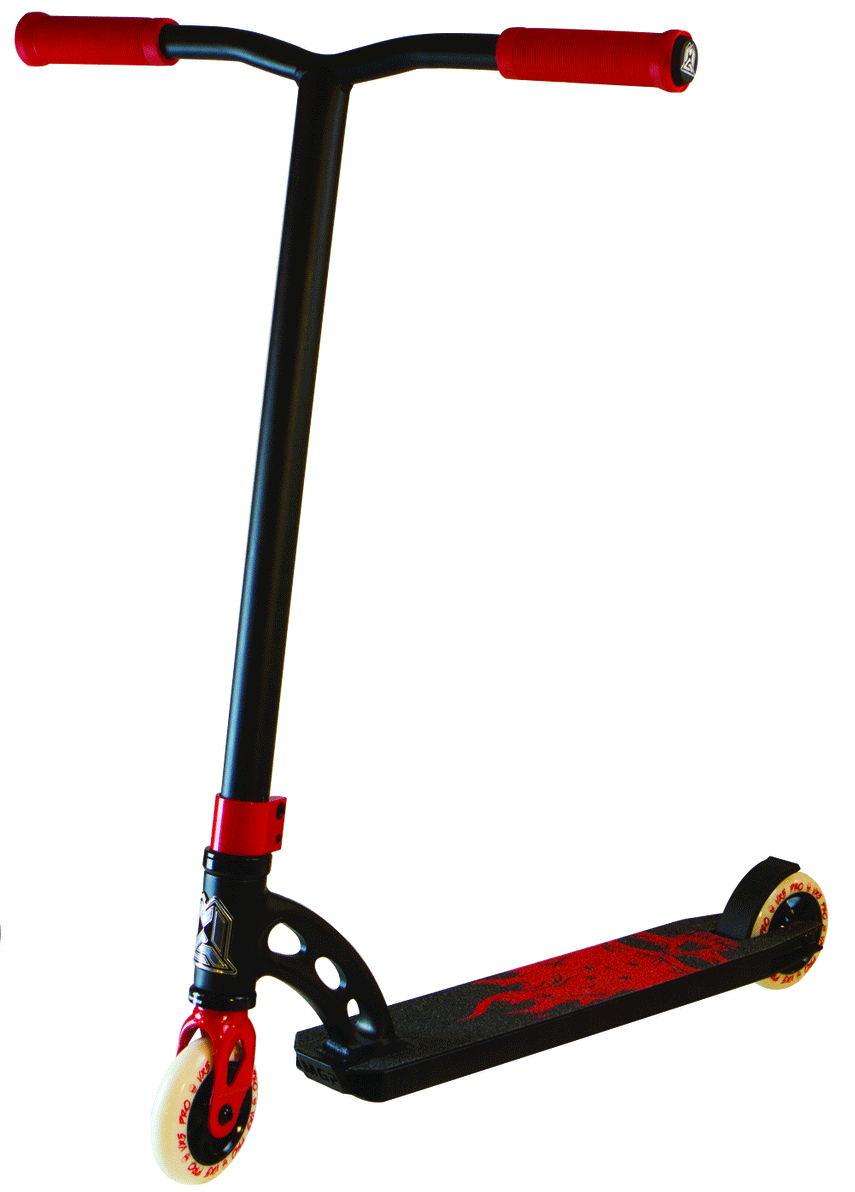 VX5-Pro-Scooter-Red
