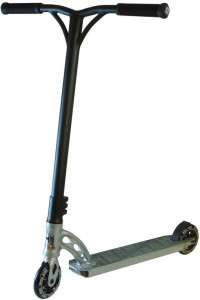 Madd Gear VX5 Team Scooter Gray Scooter Complete