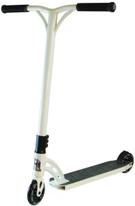 Madd Gear VX5 Team Scooter White Scooter Complete