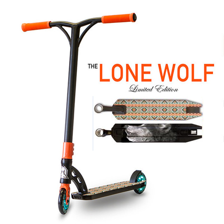 Madd Gear Lone Wolf VX5 Team Scooter Complete
