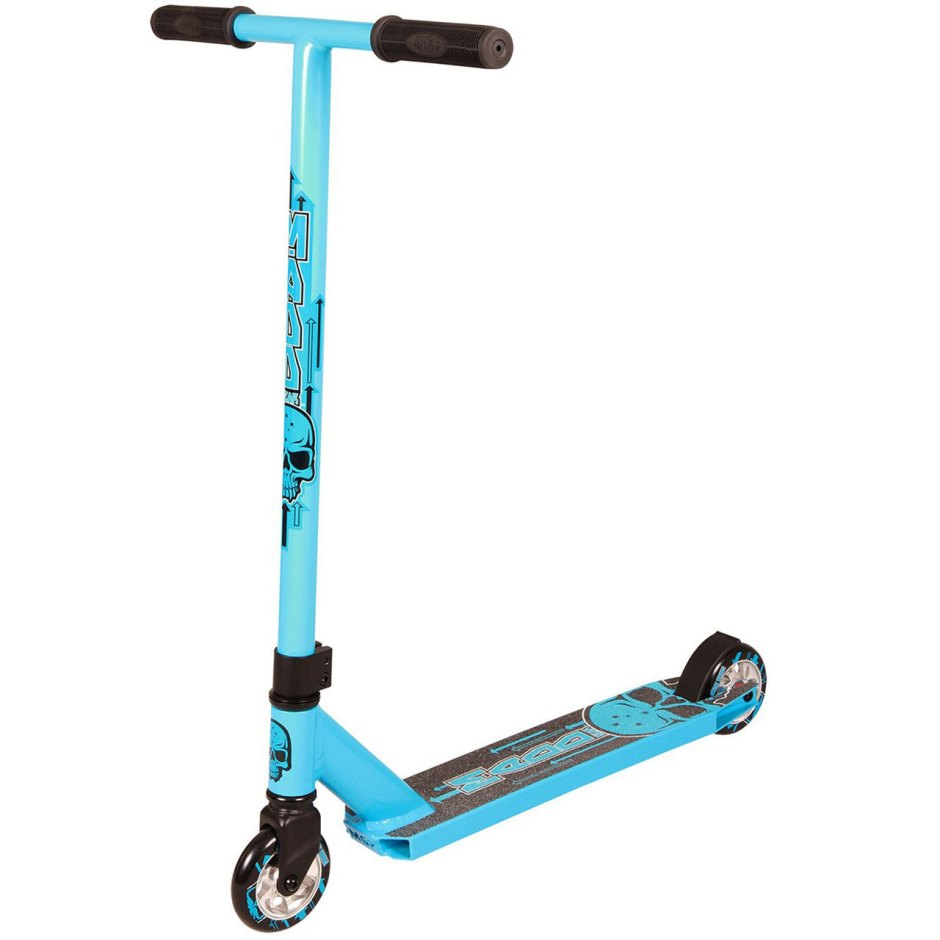 Madd Gear Whip Scooter Blue Scooter Complete