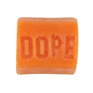 dope-brand-orange-skateboard-wax-bar