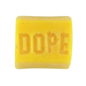 dope-brand-yellow-skateboard-wax-bar