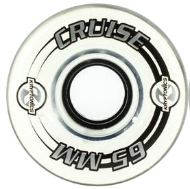 kryptonics-wheel-cruise-clear-65mm-single