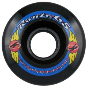 kryptonics-wheel-route-black-65mm-single