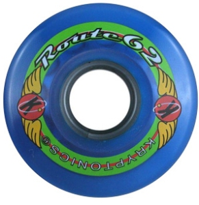 kryptonics-wheel-route-blue-62mm-single