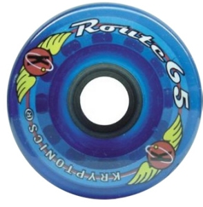 kryptonics-wheel-route-blue-65mm-single