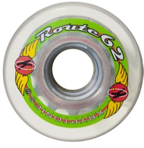 kryptonics-wheel-route-clear-62mm-single