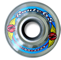 kryptonics-wheel-route-clear-65mm-single