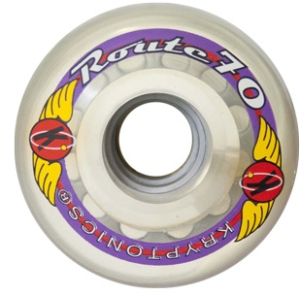 kryptonics-wheel-route-clear-70mm-single