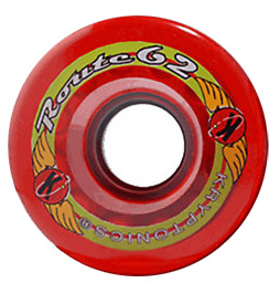 kryptonics-wheel-route-red-62mm-single