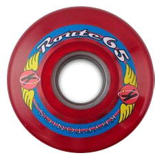 kryptonics-wheel-route-red-65mm-single