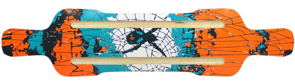 "Method Deck Grom Spider 9"" x 38"""