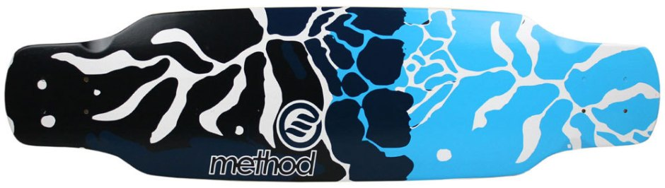 "Method Deck Camber Assault Kelp 9.25"" x 33.25"""
