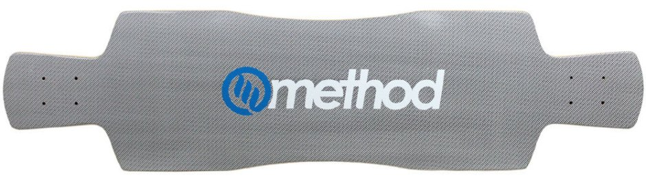 "Method Deck SLD CFX Silver 10"" x 41"""