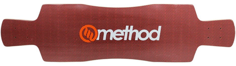 "Method Deck SLD CFX Fire 10"" x 41"""
