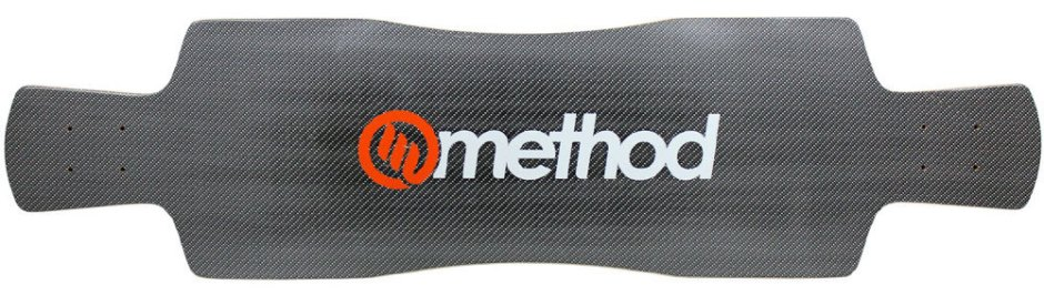 "Method Deck SLD CFX Orange 10"" x 41"""