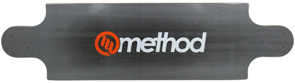 "Method Deck Suraido Carbon FX Orange 10"" x 37.25"""
