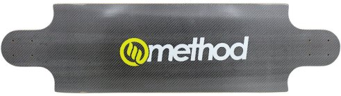 "Method Deck Suraido Carbon FX Yellow 10"" x 41"""