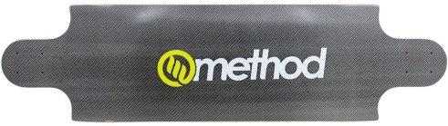 "Method Deck Suraido Carbon FX Yellow 10"" x 41"""