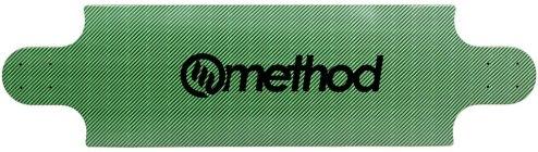 "Method Deck Suraido Carbon FX Green 10"" x 41"""