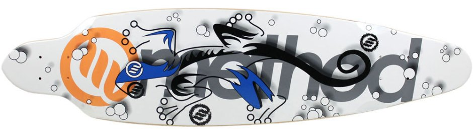 "Method Deck Impluse Gecko 9"" x 36"""
