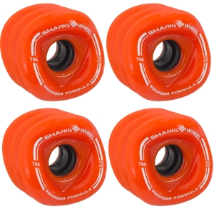 shark-wheels-70mm-sidewinder-orange-longboard-wheels-set-of-4