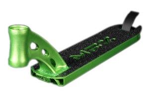 "Madd Gear MFX 4.8"" Deck Green"