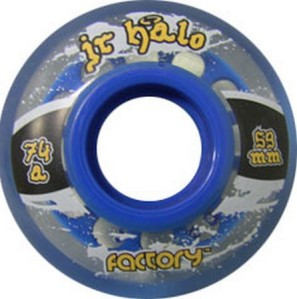 Factory Wheel 59mm 74a Halo Inline Wheel