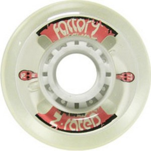 Factory Wheel 76mm 77a Z-Rated Inline Wheel