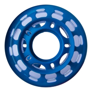 Blank Inline Wheel Blue 60mm 78a 5 Spoke Inline Wheel