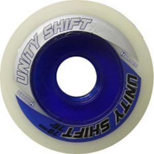 Hyper Wheel 78mm 76a Unity Shift Blue Inline Wheel