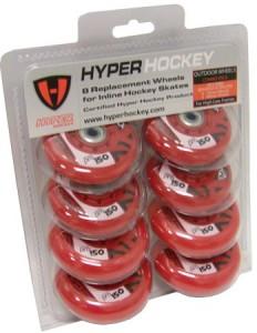 Hyper Wheel Pro 150 Hilo Wheel/Bearings Combo (72mm/80mm)