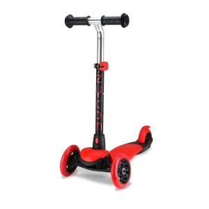 Zycom Kids Scooter Zing Red and Black Scooter Complete
