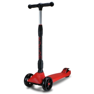 Zycom Kids Scooter Zinger Black and Red Scooter Complete