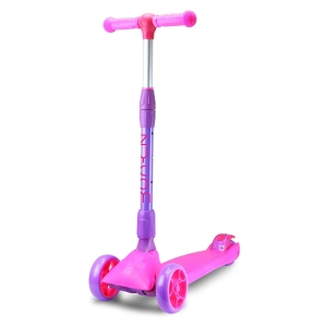 Zycom Kids Scooter Zinger Purple and Pink Scooter Complete