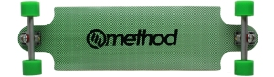 41%22-x-10%22-method-suraido-carbon-fx-green-longboard-complete-with-caliber-trucks-2