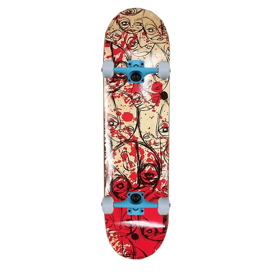 7-75%22-empty-pocket-given-skateboard-complete-with-tensor-trucks