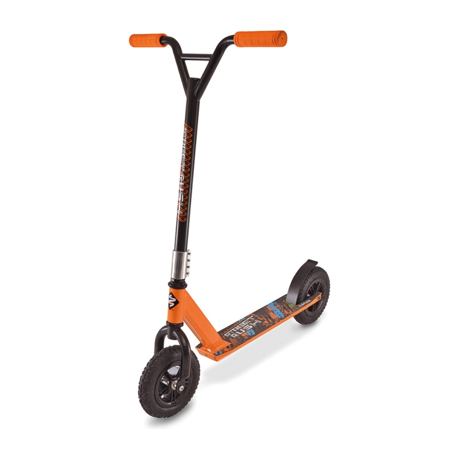street-surfing-dirt-scooter-complete-street-rush-black-and-orange