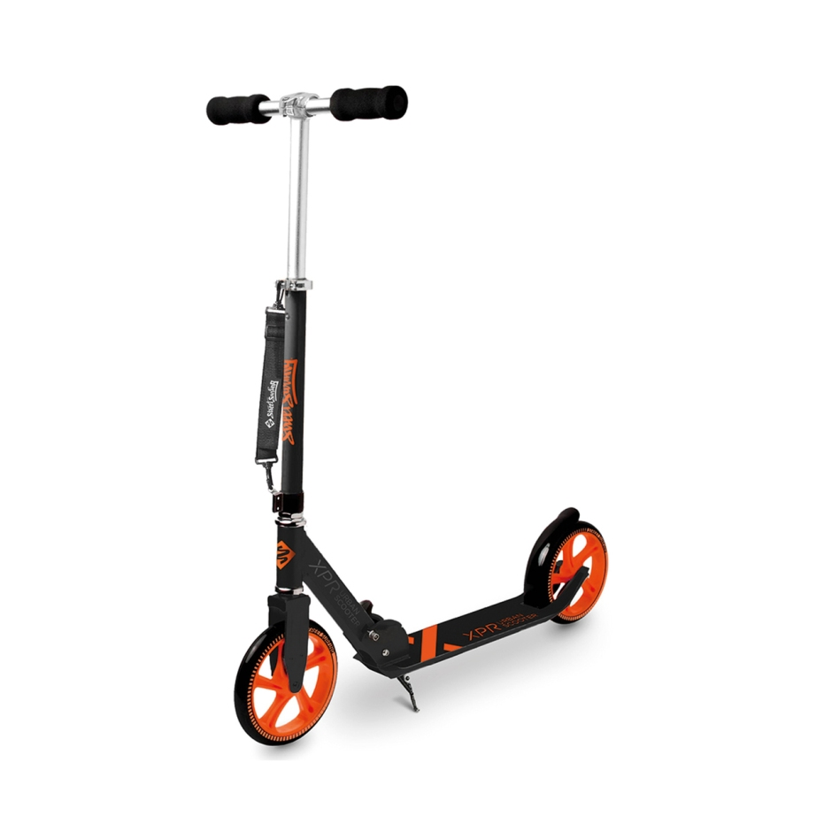 street-surfing-road-scooter-complete-xpr-black-and-orange