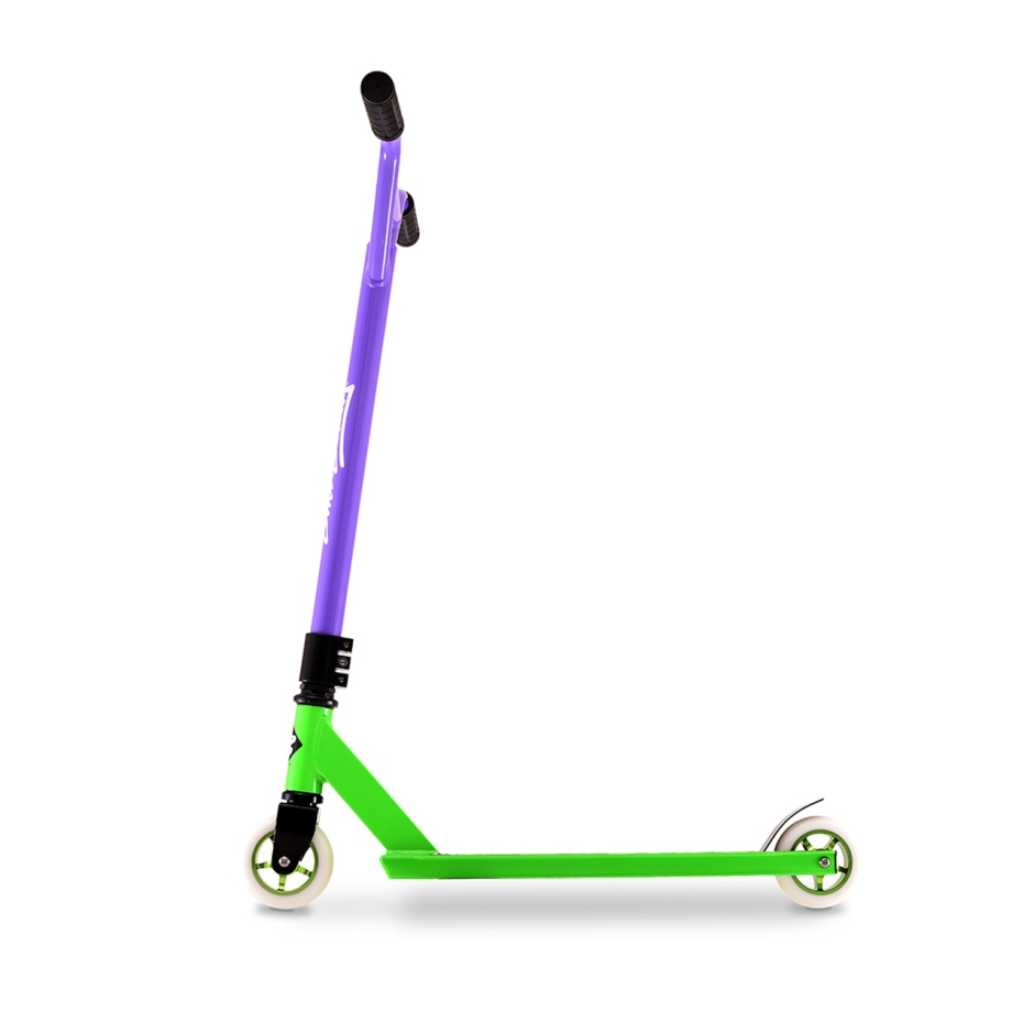street-surfing-stunt-scooter-green-and-purple-torpedo-scooter